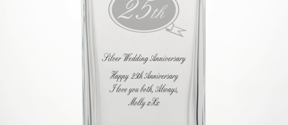 Easy To Execute 25th Anniversary Party Ideas