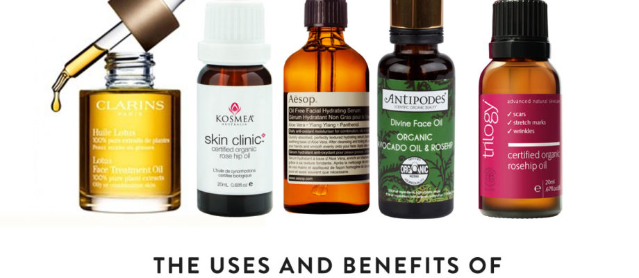 The Benefits of Face Oils
