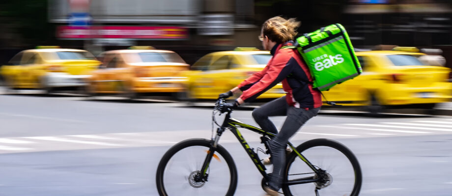 5 Best Bikes for Food Delivery In California