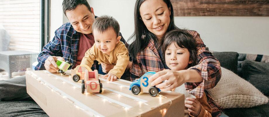 10 Ways To Aid Good Health Across The Whole Family
